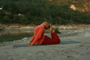 Yoga Posture 16