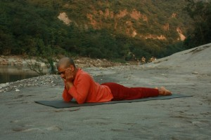 Yoga Posture 17