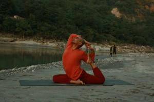 Yoga Posture 23