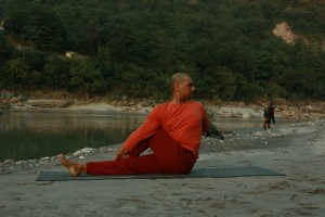 Yoga Posture 25