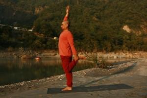 Yoga Posture 33