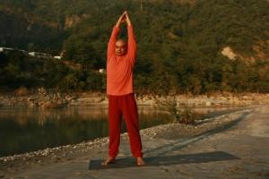 Yoga Posture 6