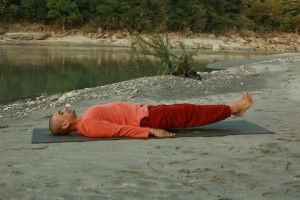 Yoga Posture 8